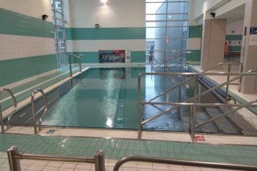Basen rekreacyjny Aqua Centrum Chełmiec