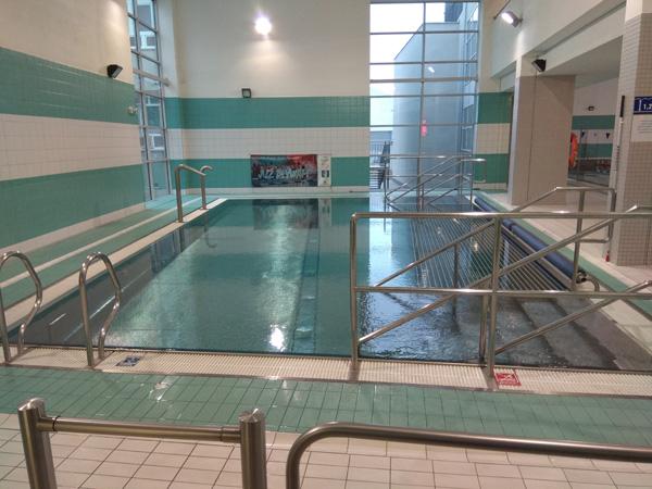 Nauka pływania Chełmiec